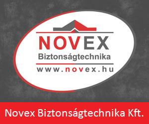 Novex Biztonságtechnika Kft.
